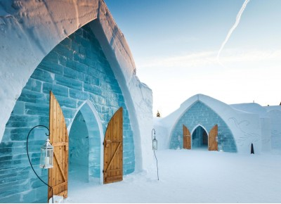 Quebec City & Ice Hotel 1 Day(Maple)